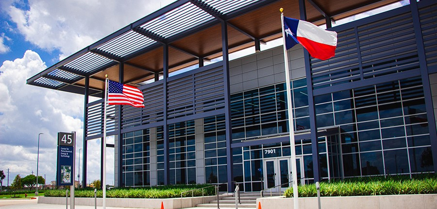 San Jacinto College Center for Petrochemical Energy & Technology (CPET)