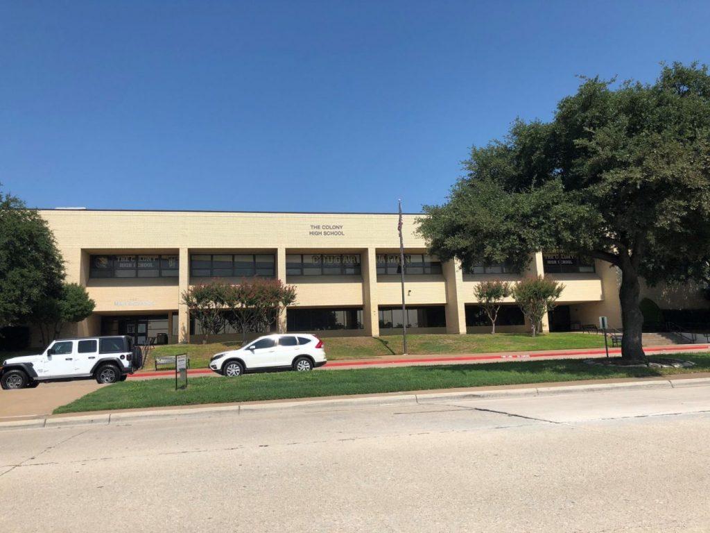 THE COLONY HIGH SCHOOL