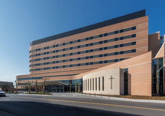 Christus Spohn Shoreline New Patient Tower