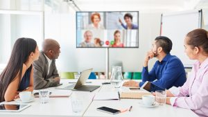 PTZ Camera Solutions Create a Modern Meeting Experience & Collaborative Infrastructure