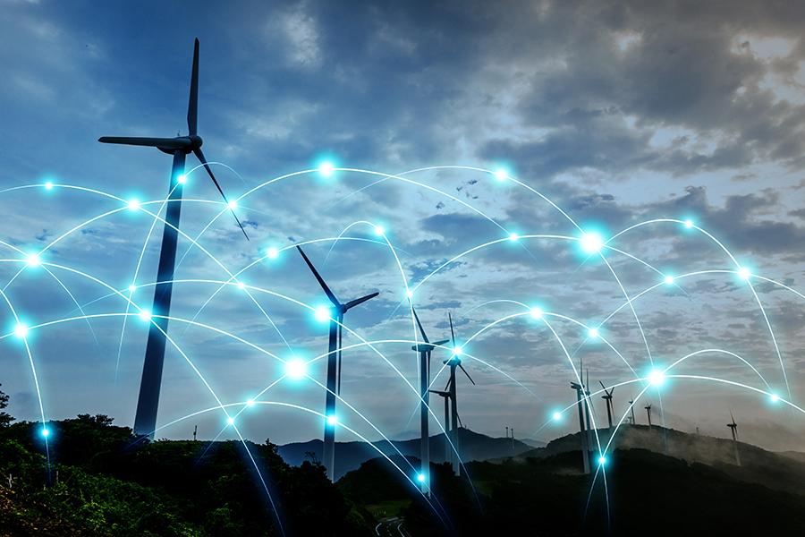 renewable energy fiber optics 1