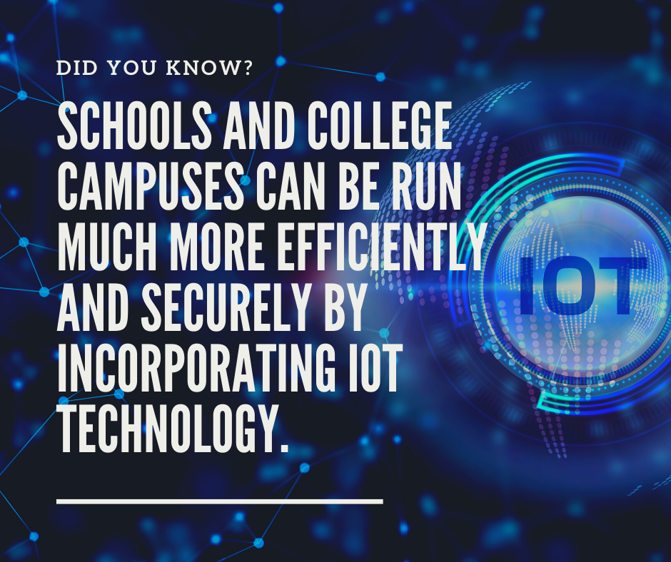 top 7 it trends education iot